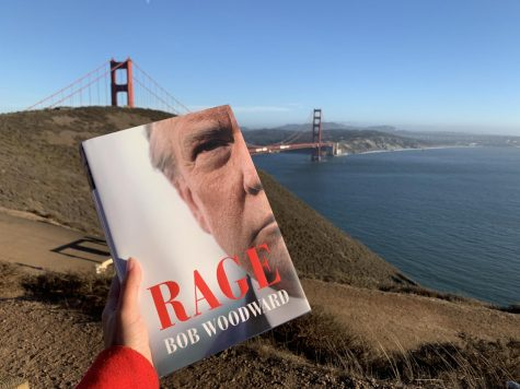 """Rage"" by Bob Woodward was released on Sep. 15, becoming his second book written about President Donald Trump."