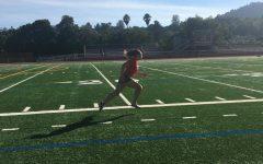 Bernstein training at the track despite the coronavirus pandemic