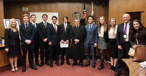 Mock Trial coaches adapt to the pandemic in real and mock cases