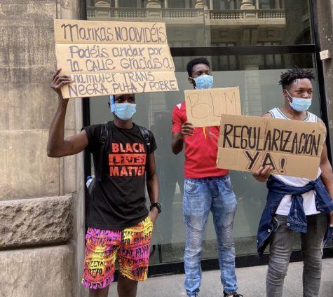 'Black Lives Matter' genera atención en España