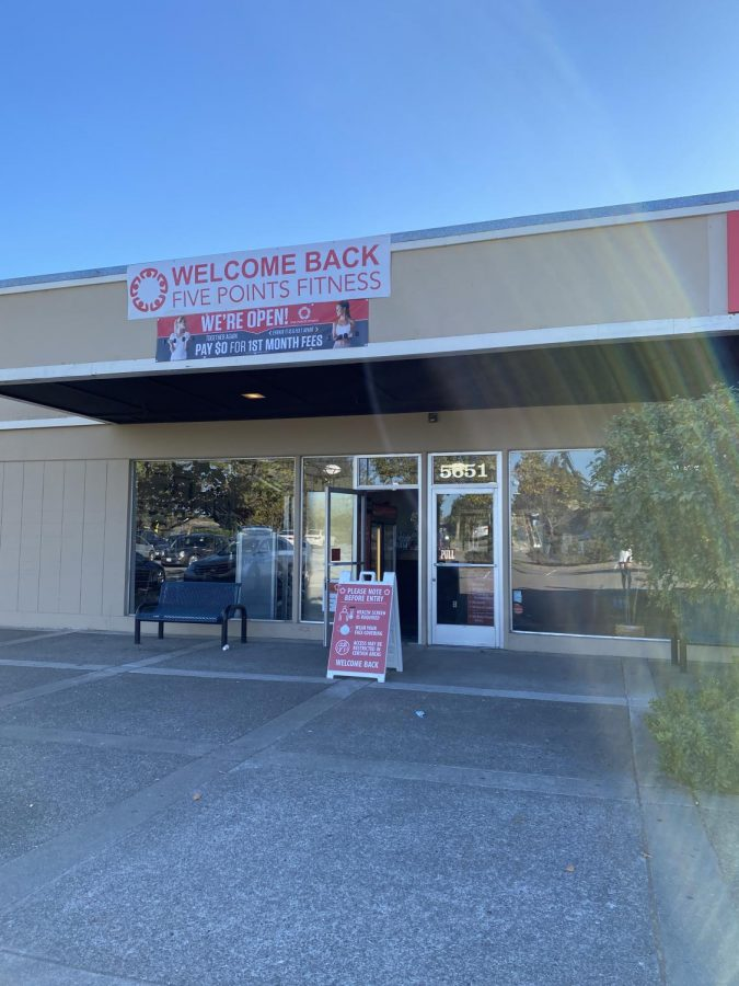 After closing for almost seven months due to the pandemic, Five Points Fitness in Corte Madera is finally back in business.