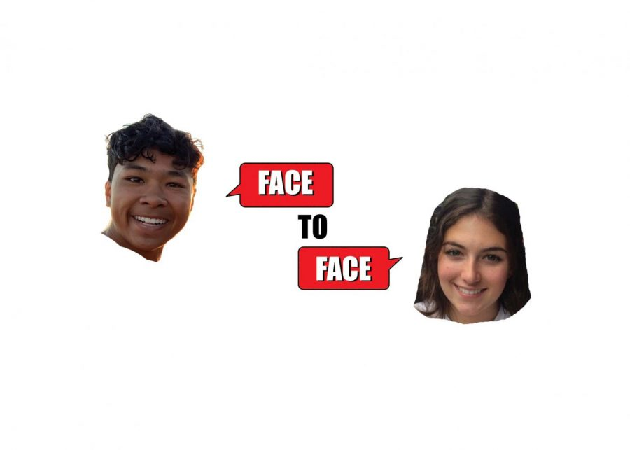 Face-to-face: Who are you voting for?