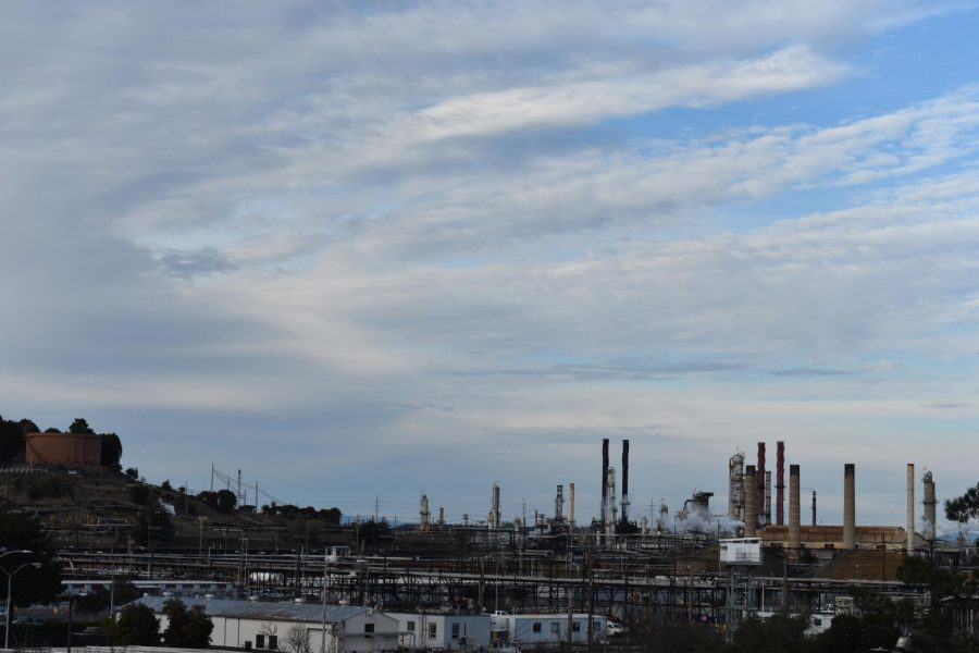 How Chevron's Richmond Refinery has shaped its city since 1902