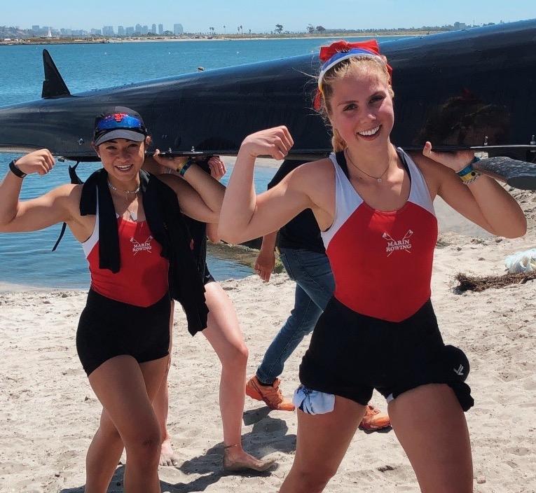 Sports Spotlight: Anais Gorek rows her way to success