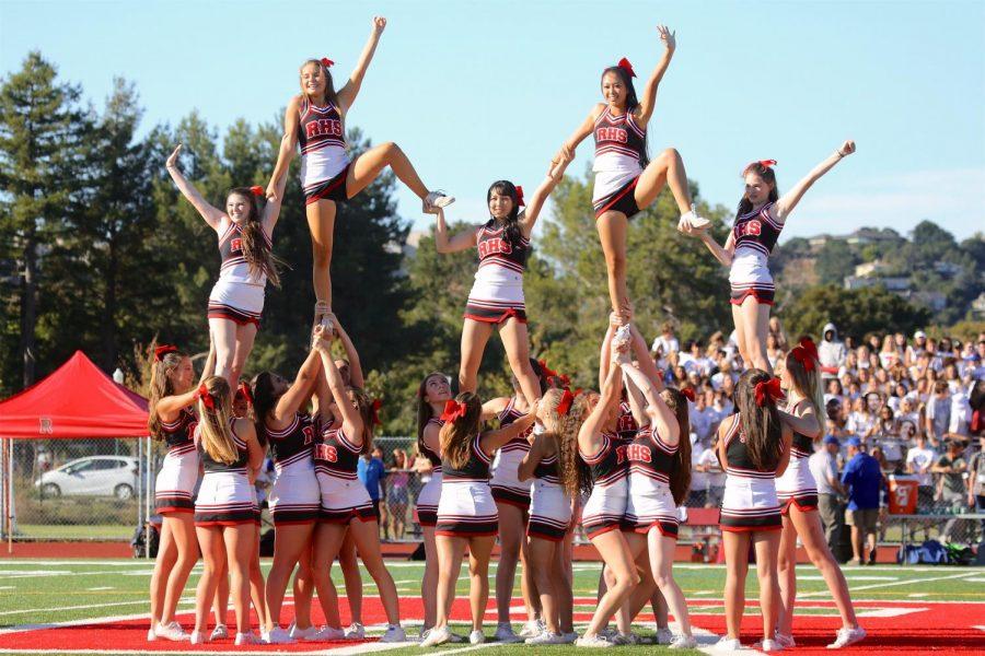 Cheerleaders look into what their season may-be