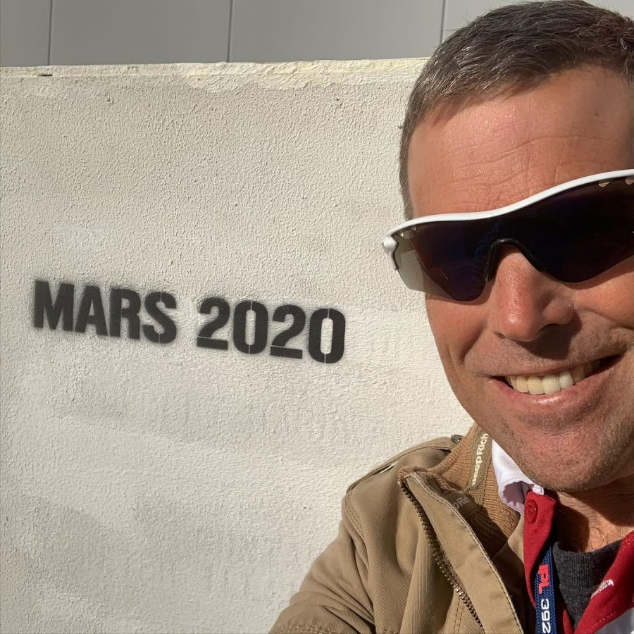 Scott Evans blasts off to success working for NASA's Jet Propulsion Laboratory