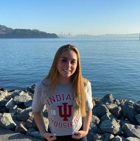 Cat Watrous makes a splash after committing to Indiana University for swimming