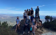 Redwood's Backpacking Club blazes trails while connecting new members online