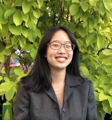 Photo of Kelly Chuang