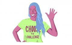 Celebrating International Women's Day by 'Choosing to Challenge' gender discrimination