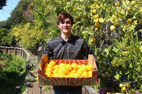 Junior Scott Van Hooser has a zest for volunteering