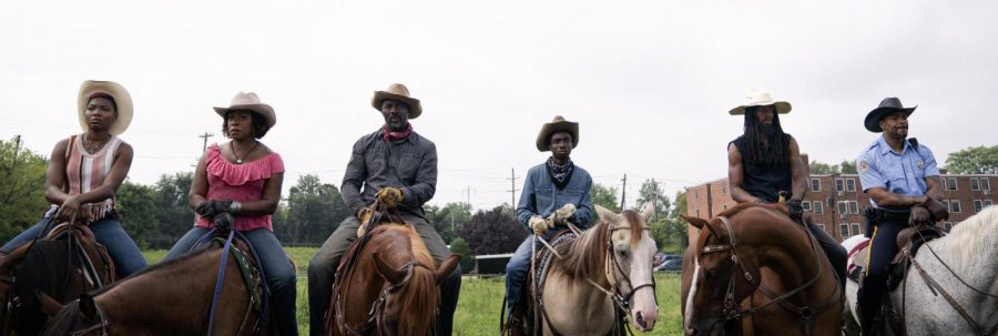 Ricky Staub's 'Concrete Cowboy' paints a beautiful picture of the little-known Black cowboys in America