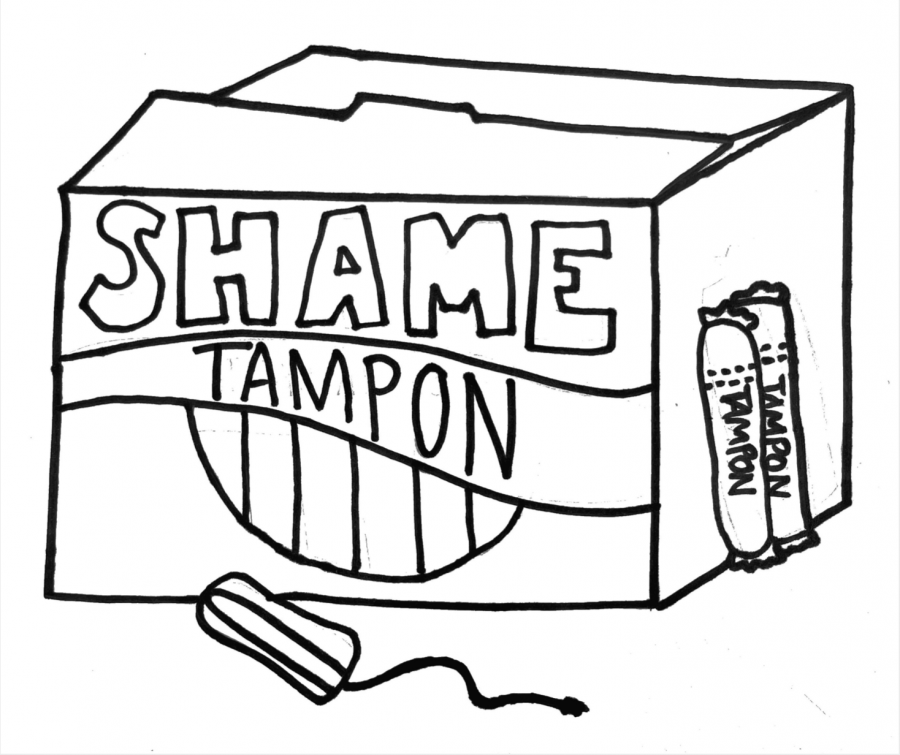Period shaming cramps students' confidence