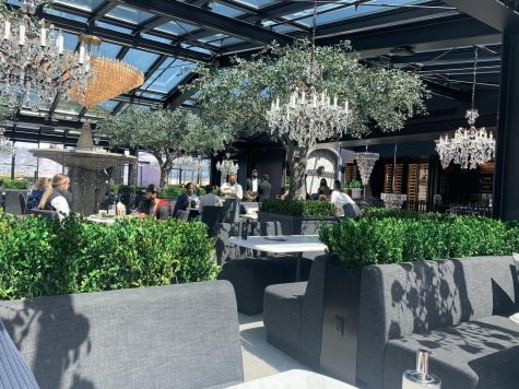 Is the Restoration Hardware restaurant worth the steep price?