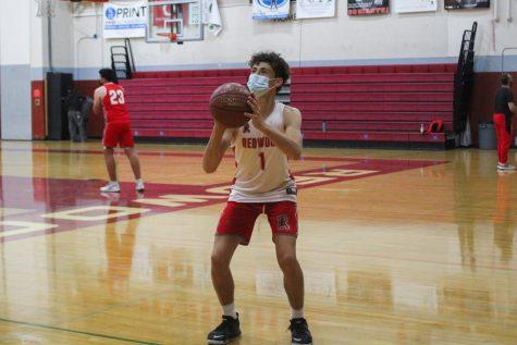 Triple threat: freshman Jake Vasquez dominates lacrosse, basketball and football