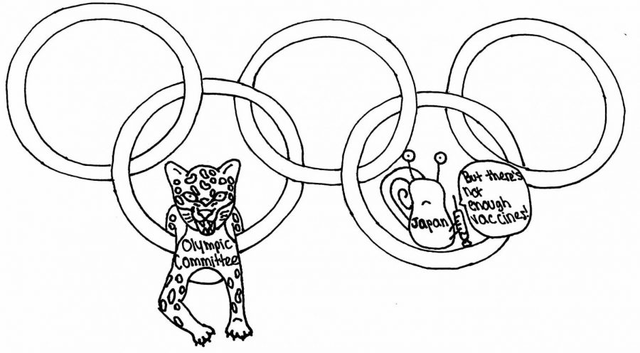 Canceling the Olympics is the only gold-worthy plan