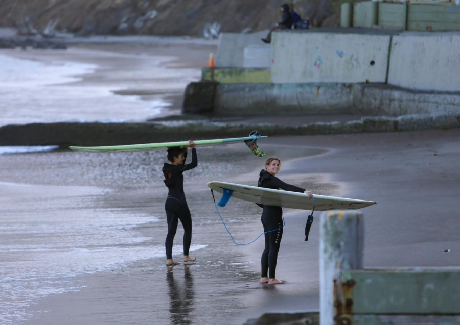 Withitgirl inspires girls to shred stereotypes in surfing and skateboarding