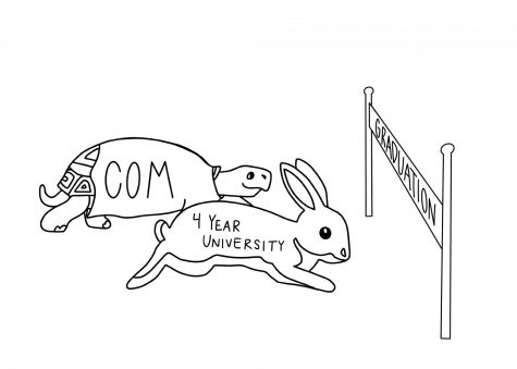 The COMmon misconceptions of community college
