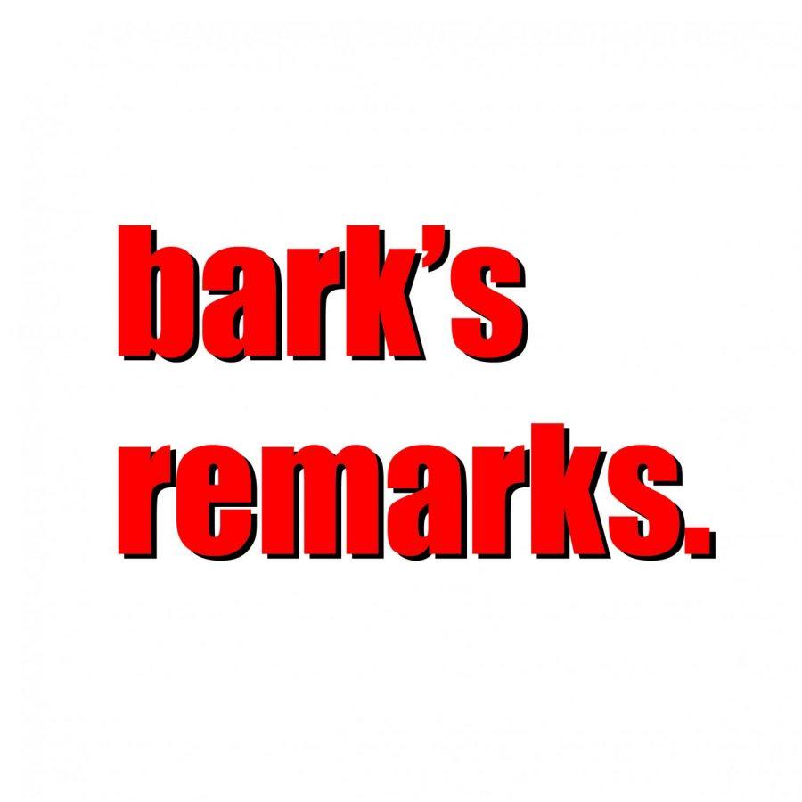 Barks Remarks: sibling edition