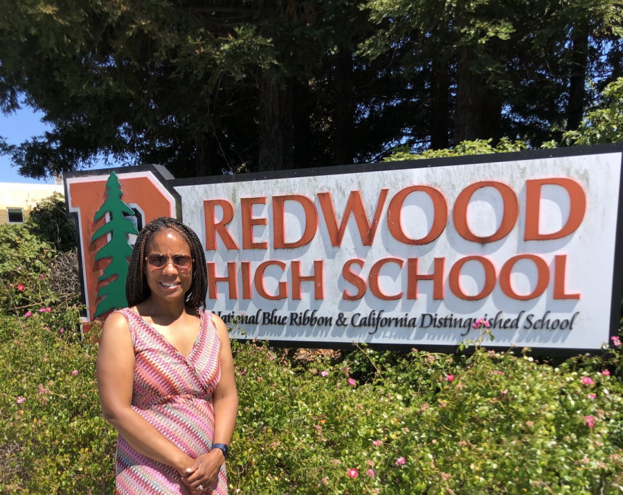 LaSandra White has been working at Redwood as a counselor and administrator for the past 25 years