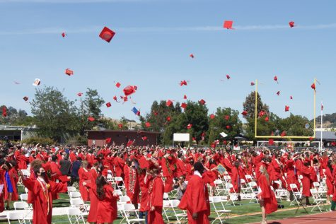 After sixteen months of perseverance, the class of 2021 graduates