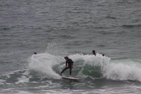 Going down the line of the best surf spots in the bay