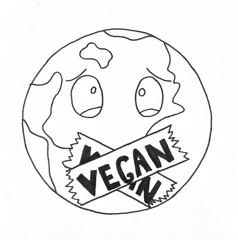 Veganism: Putting the sus in sustainability