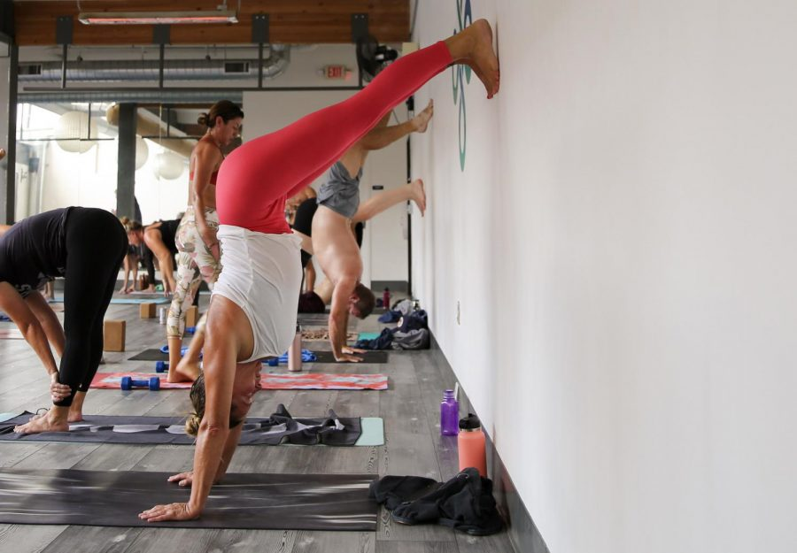 Yoganna love these local hot yoga studios