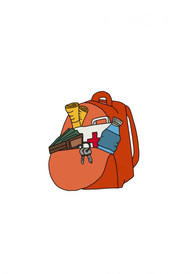 Evacuation time: be prepared for fire season with these 10 items in your to-go bag