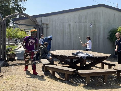 Marin schools pull back mask regulations to recommended outdoors